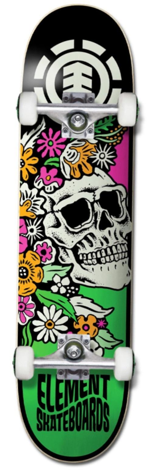 skateboard Element Aloha Complete - Assorted 7.75