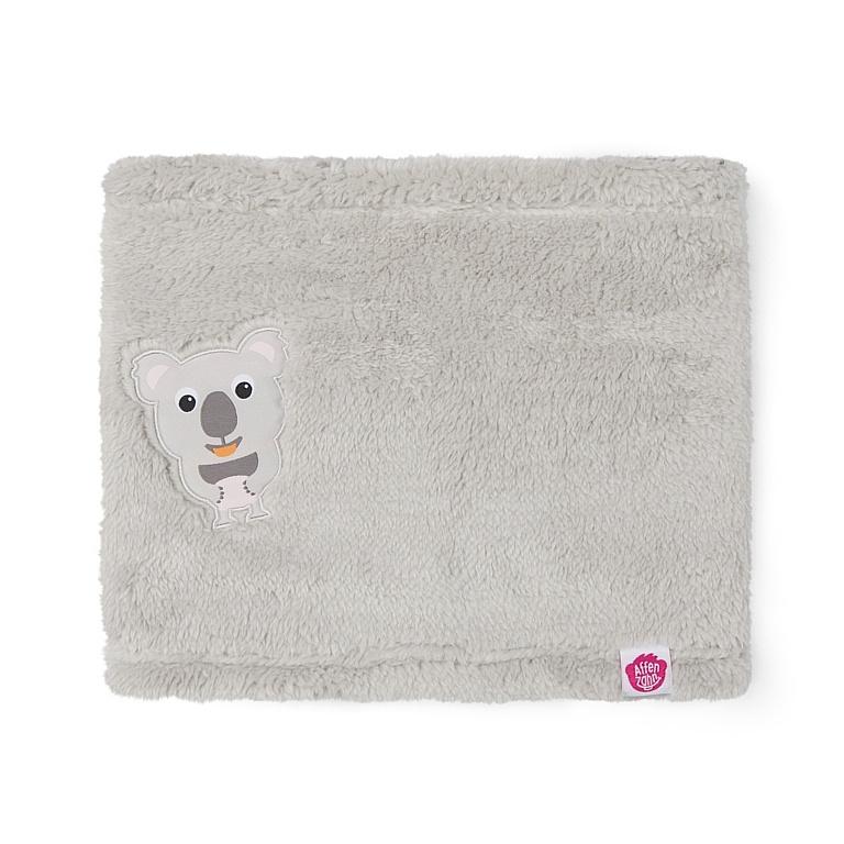 nákrčník Affenzahn Karla Koala - Grey/Pink one size
