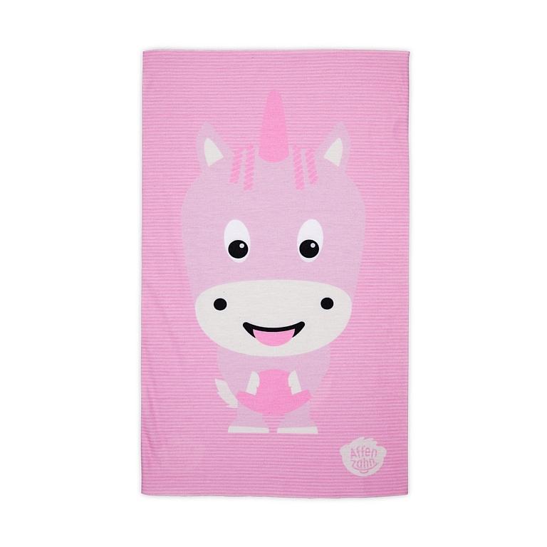 šátek Affenzahn Unicorn - Pink one size