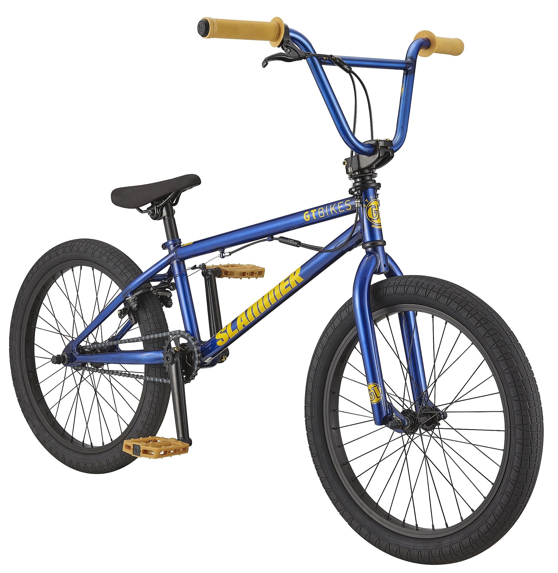 "kolo GT Slammer 20"" BMX - Blue one size"