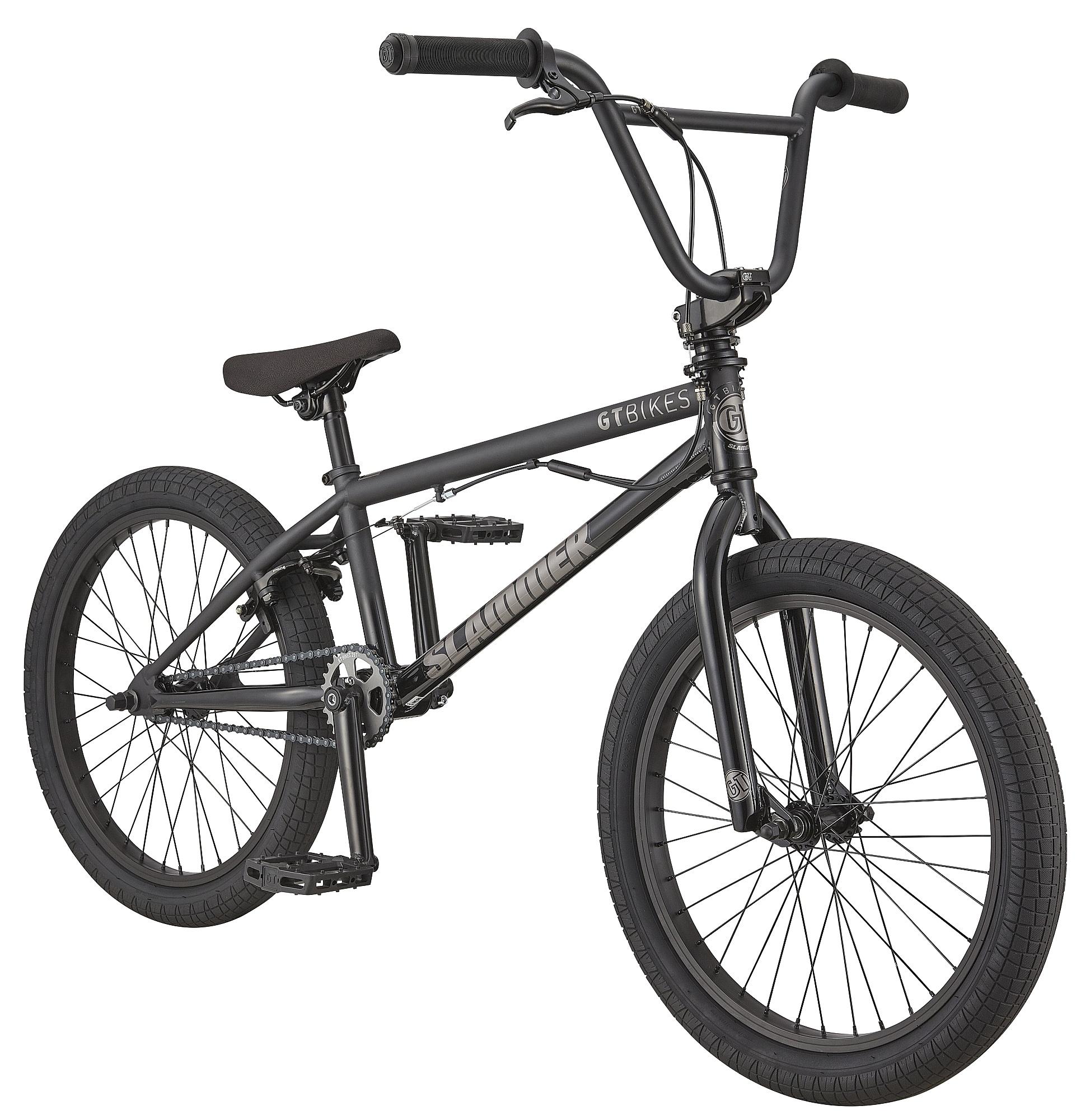 "kolo GT Slammer 20"" BMX - Black one size"