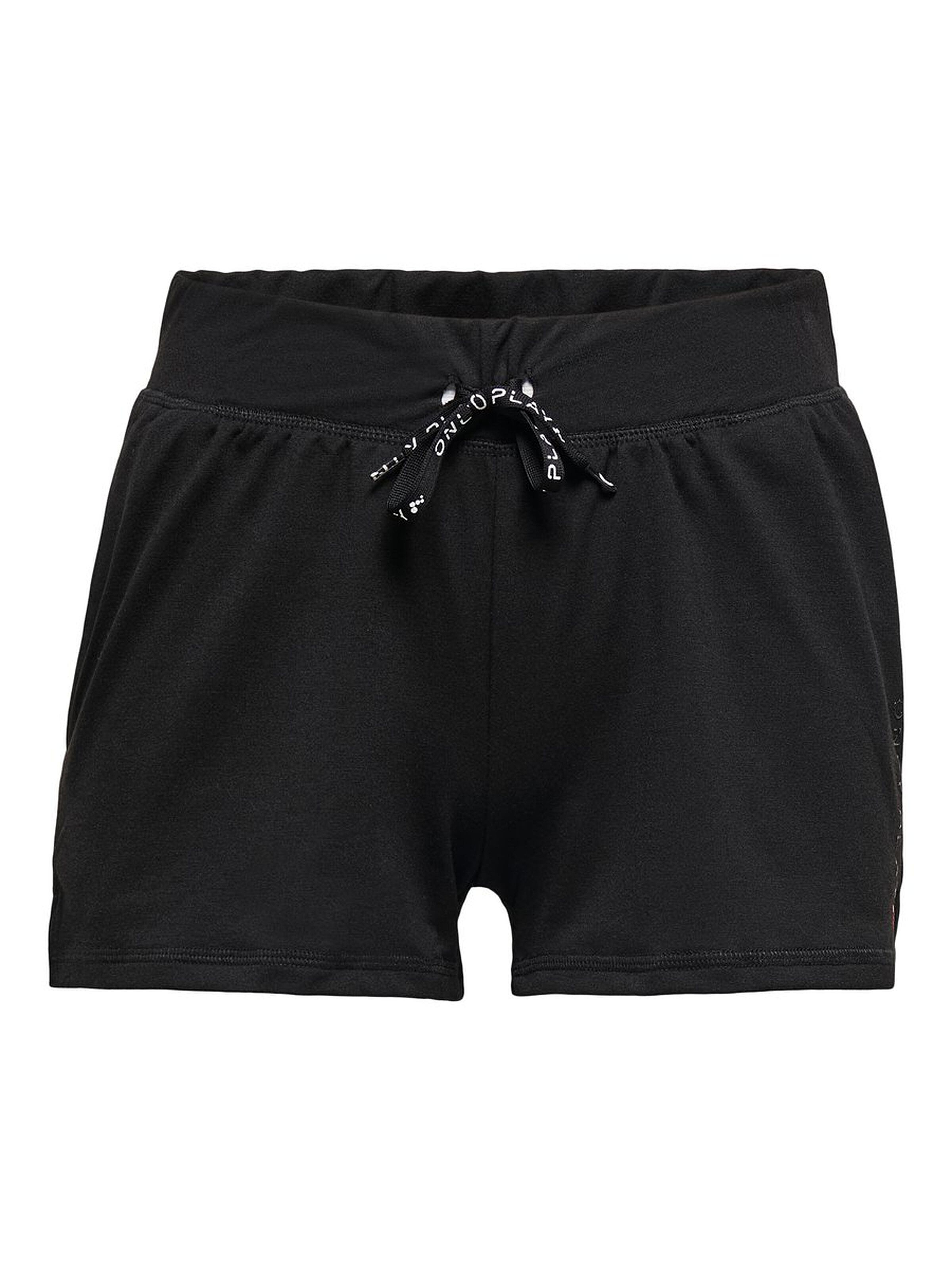 shorts ONLY Play Performance Athl Ayn - Black - women´s