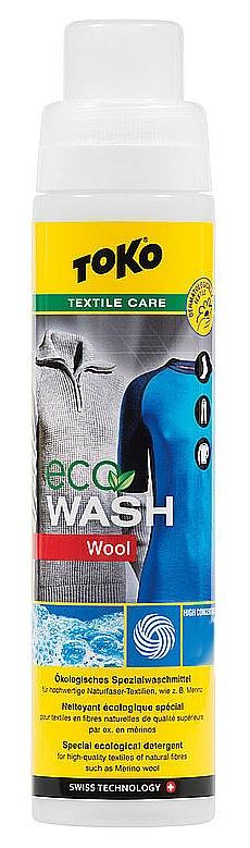 prací prostředek Toko Eco Wool Wash 250 - No Color 250 ml