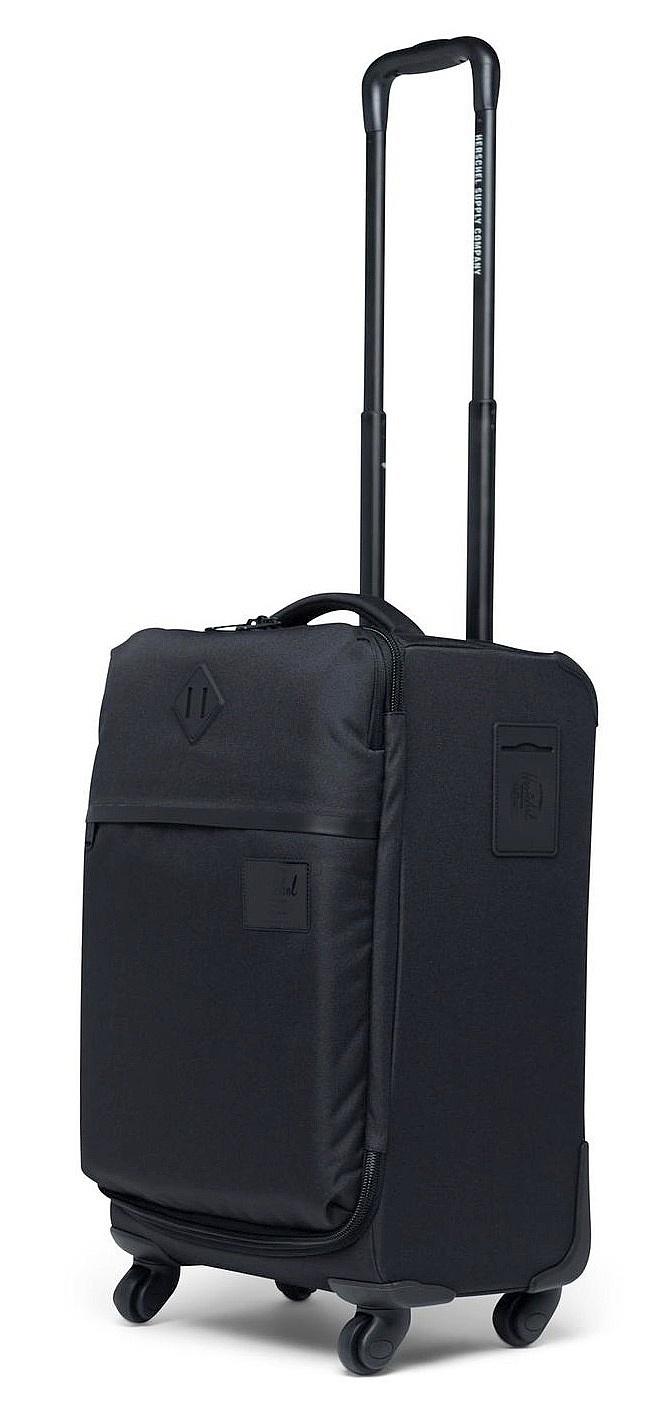 kufr Herschel Highland Carry On - Large Black 43 L