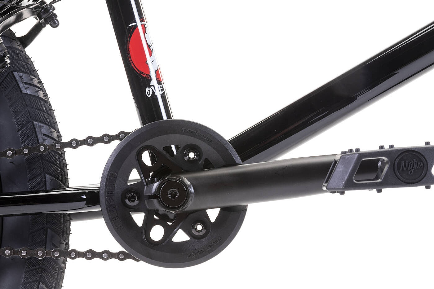 "bicycle Stolen Overlord 20"" BMX - Sabbath"