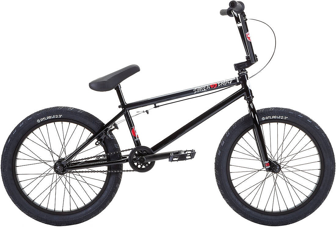 "bicycle Stolen Overlord 20"" BMX - Sabbath"