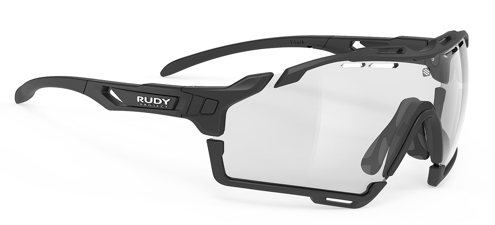 brýle Rudy Project Cutline - Black Matte/ImpactX Photochromic 2 Black one size