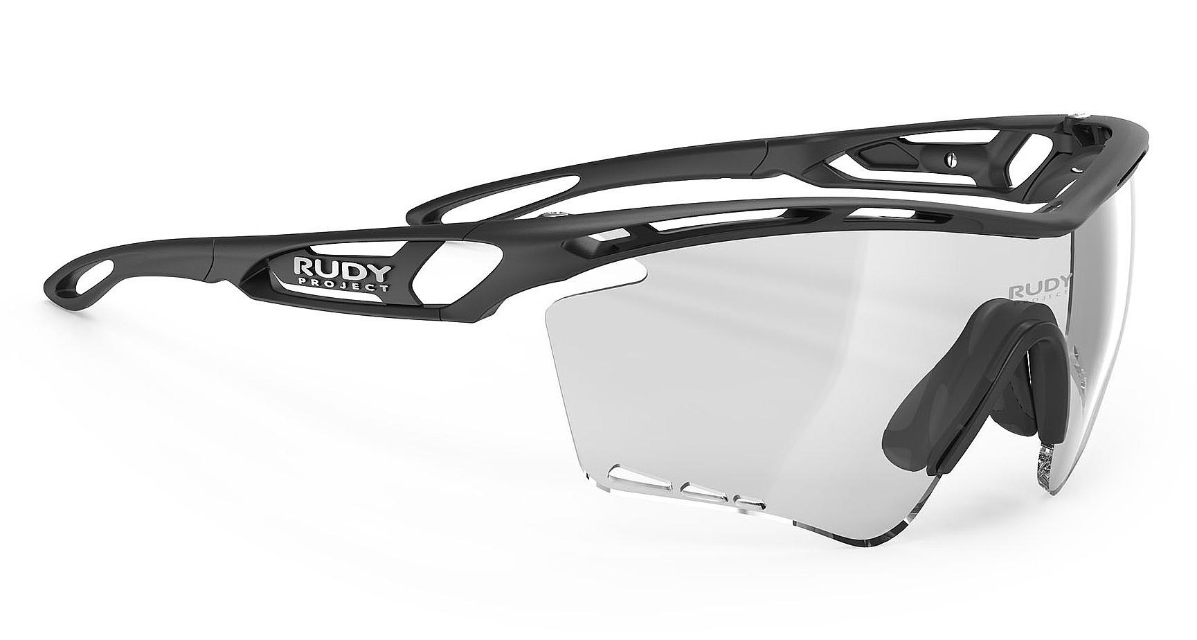 brýle Rudy Project Tralyx XL - Matte Black ImpactX Photochromic one size
