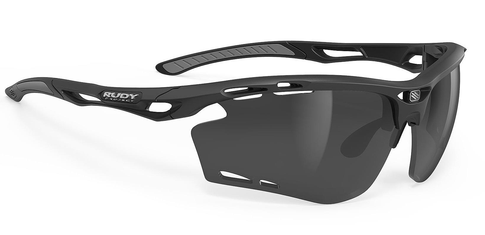 brýle Rudy Project Propulse - Black Matte/Smoke one size