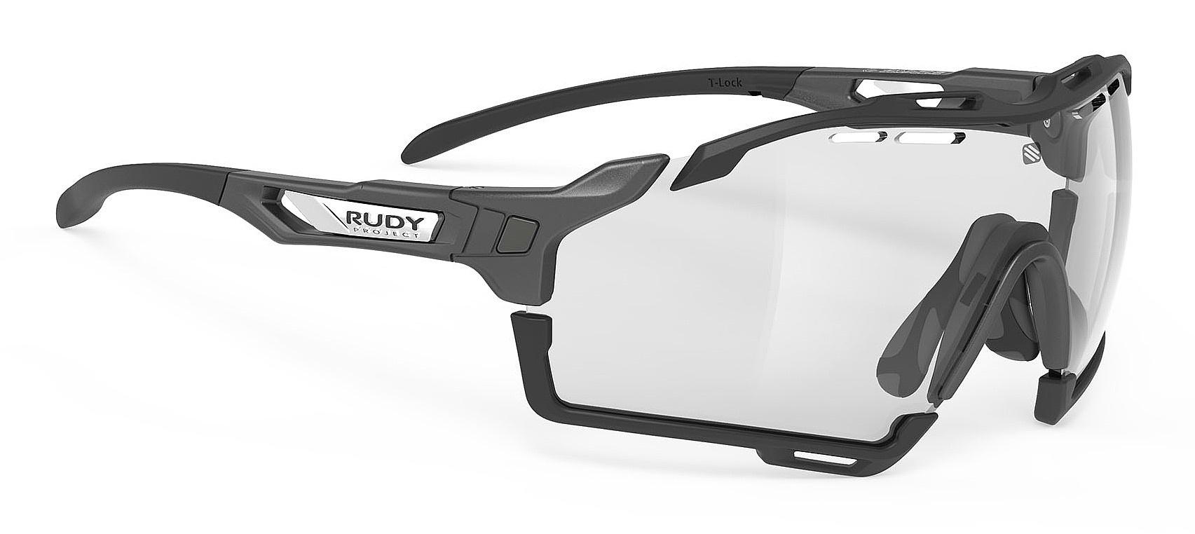 brýle Rudy Project Cutline - G-Black/ImpactX Photochromic 2 Black one size