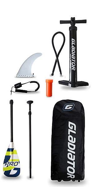 """paddleboard Gladiator Pro 10'4""""x31"""