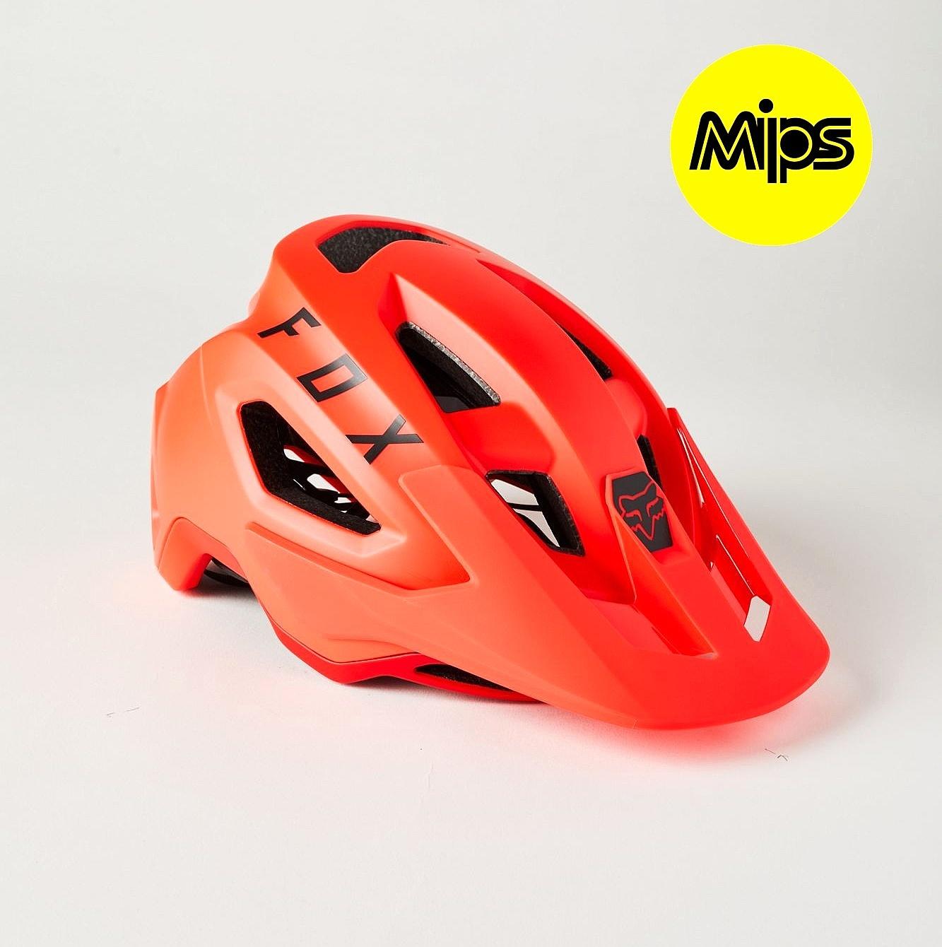 Fox Speedframe Mips Atomic Punch L 21