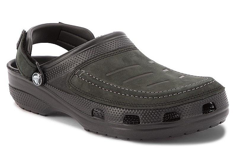 boty Crocs Yukon Vista Clog II - Black 42/43