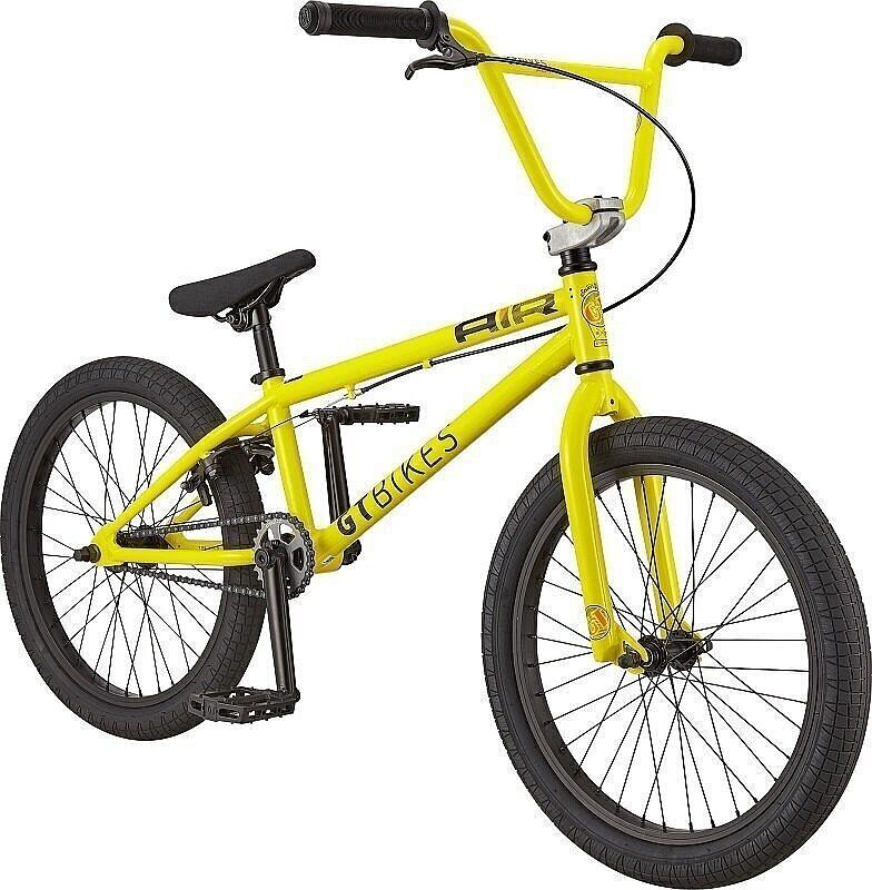 "kolo GT Air 20"" BMX - Yellow one size"