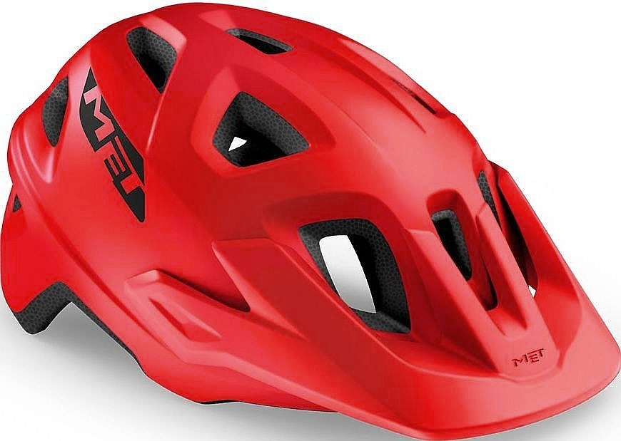helmet MET Echo - Red