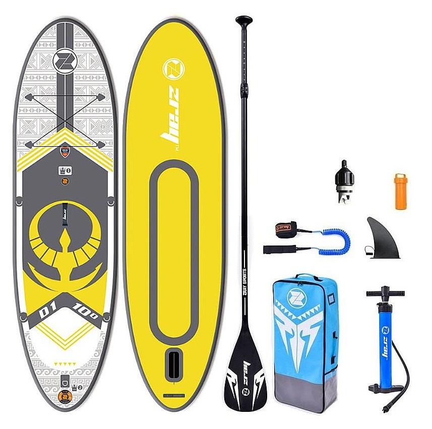 "paddleboard Zray D1 Dual 10'0""x32""x6"" - Yellow 10'0""x32""x6"""