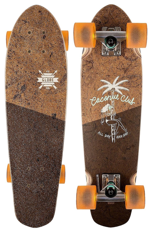 longboard Globe Blazer Cruiser - Coconut/Black 7.25x26