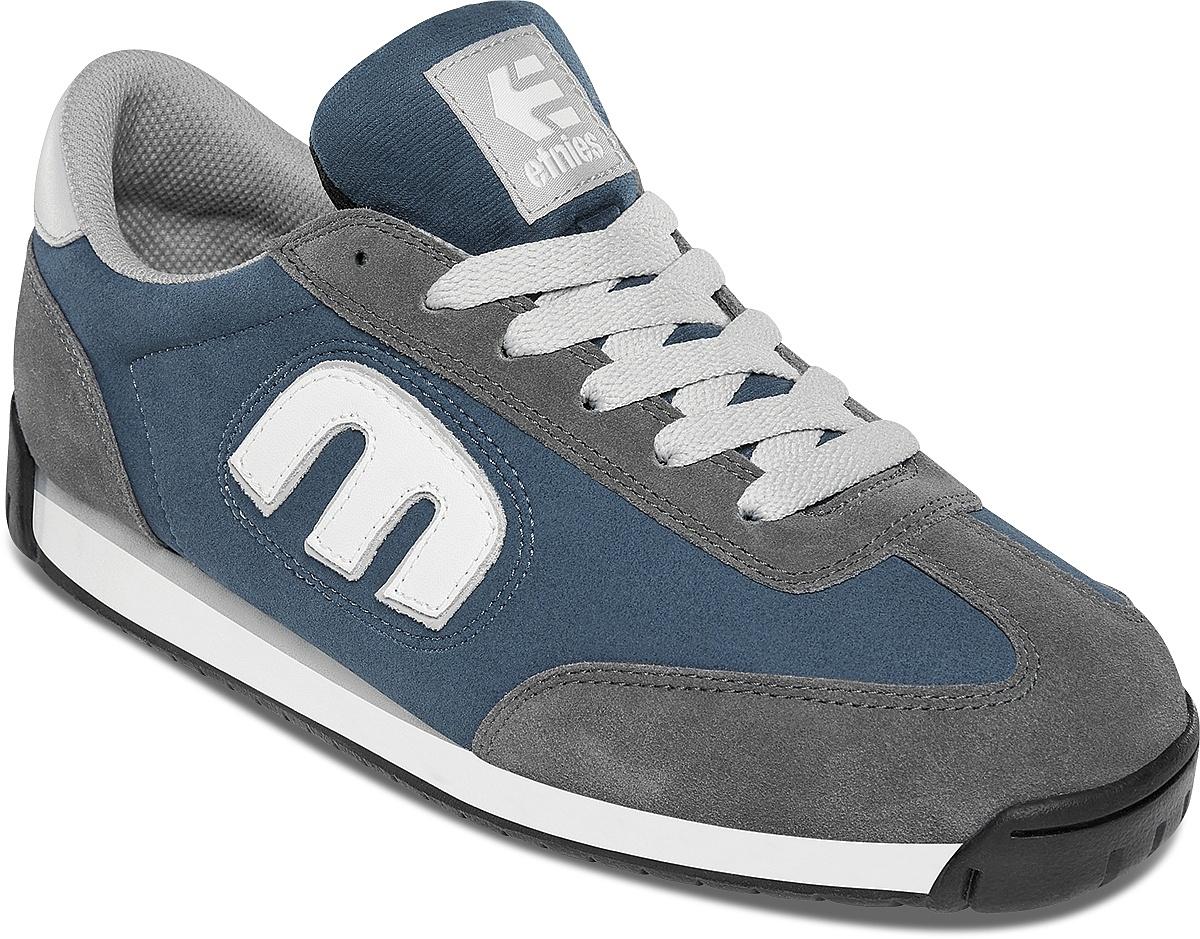boty Etnies Lo-Cut II LS - Grey/Dark Grey/Blue 42