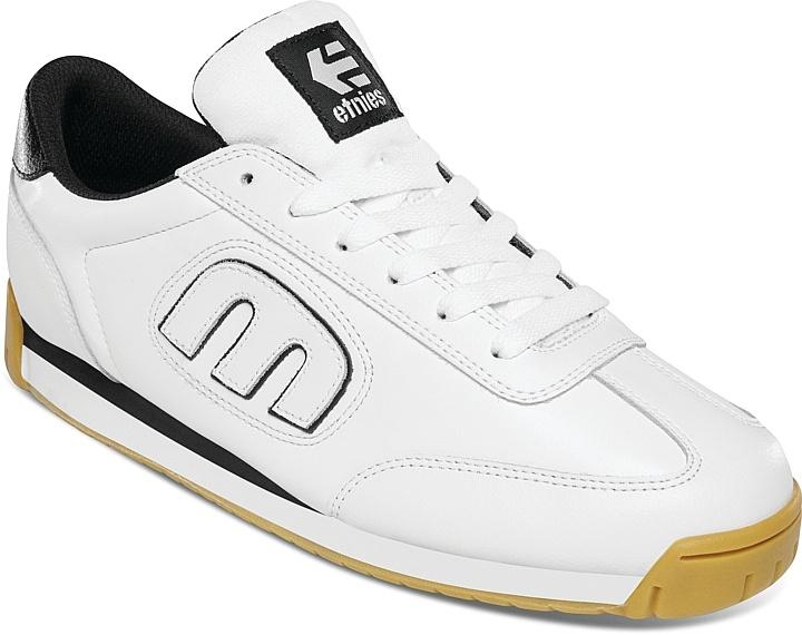 boty Etnies Lo-Cut II LS - White/Black/Gum 42