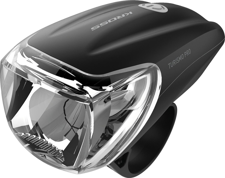 světlo Kross Turismo Pro 3.5W Cree USB - Black one size