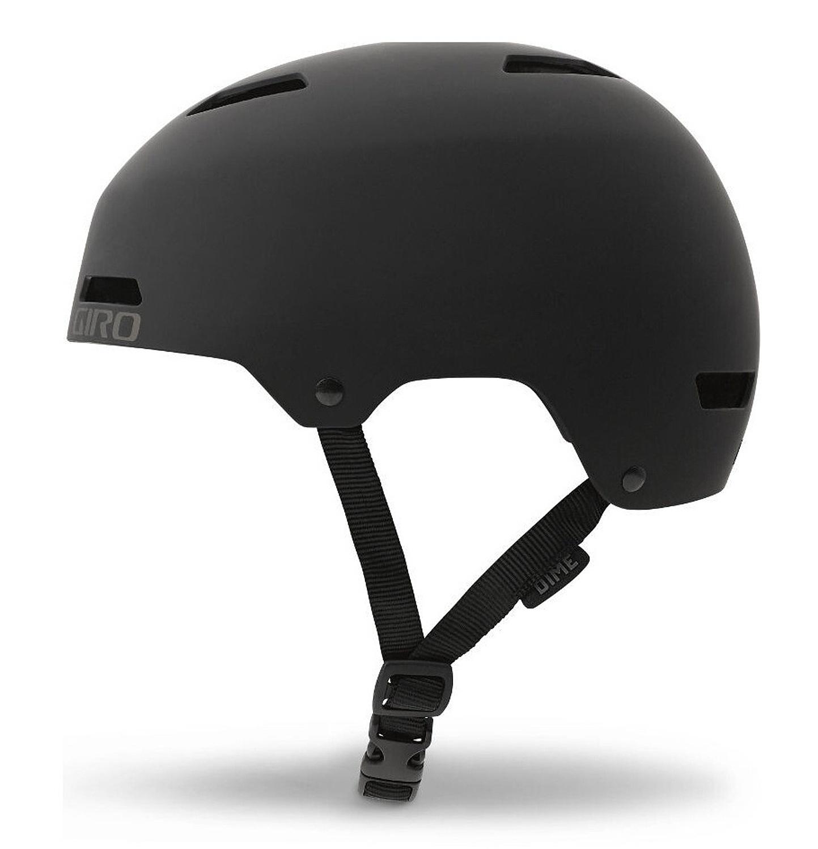 helma Giro Dime FS - Matte Black 47-51 cm