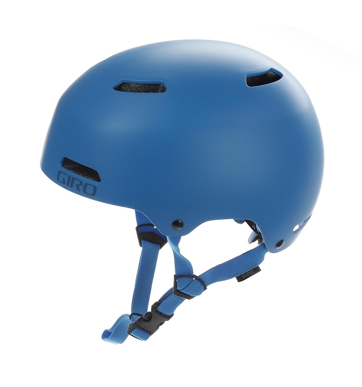 helma Giro Dime FS - Matte Blue 47-51 cm
