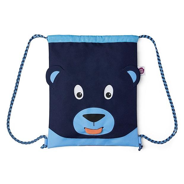 vak Affenzahn Bear - Blue one size
