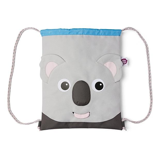vak Affenzahn Koala - Grey one size