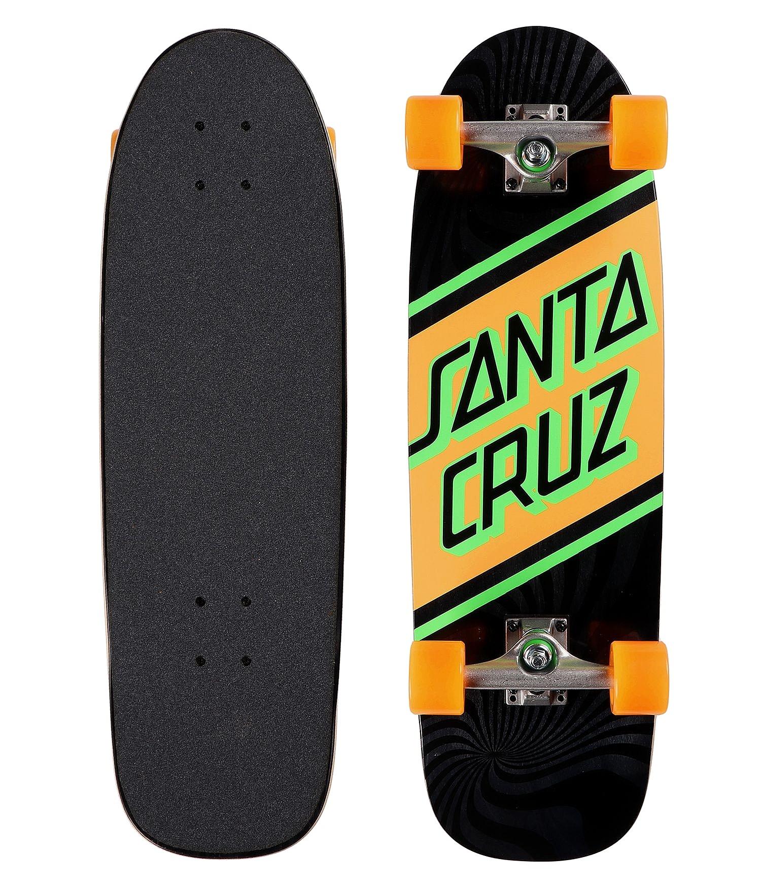 longboard Santa Cruz Street Skate Cruiser - Assorted 8.79x29.05