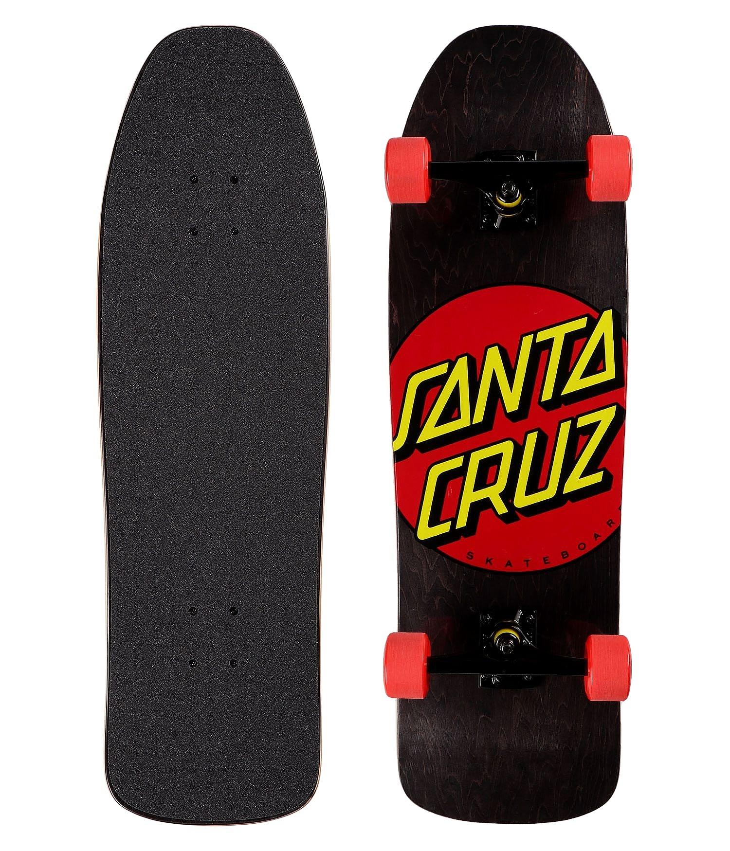 longboard Santa Cruz Classic Dot Cruiser - Assorted 9.35x31.70