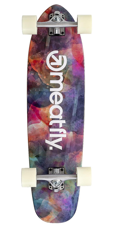 longboard Meatfly Eklipse Cruiser - Universe Color 7.80x31