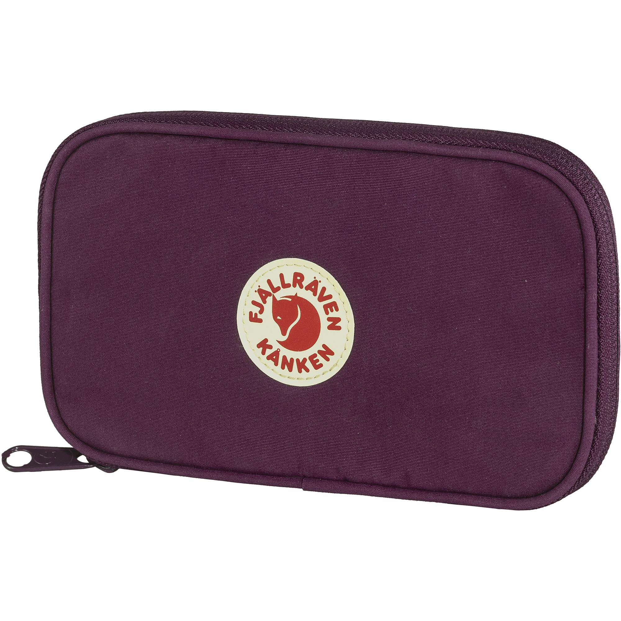 wallet Fjällräven Kanken Travel - 421/Royal Purple