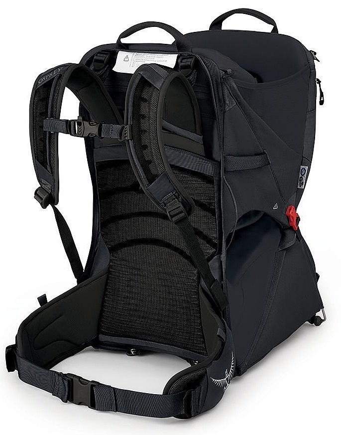 dětská sedačka Osprey Poco - Starry Black 20 L