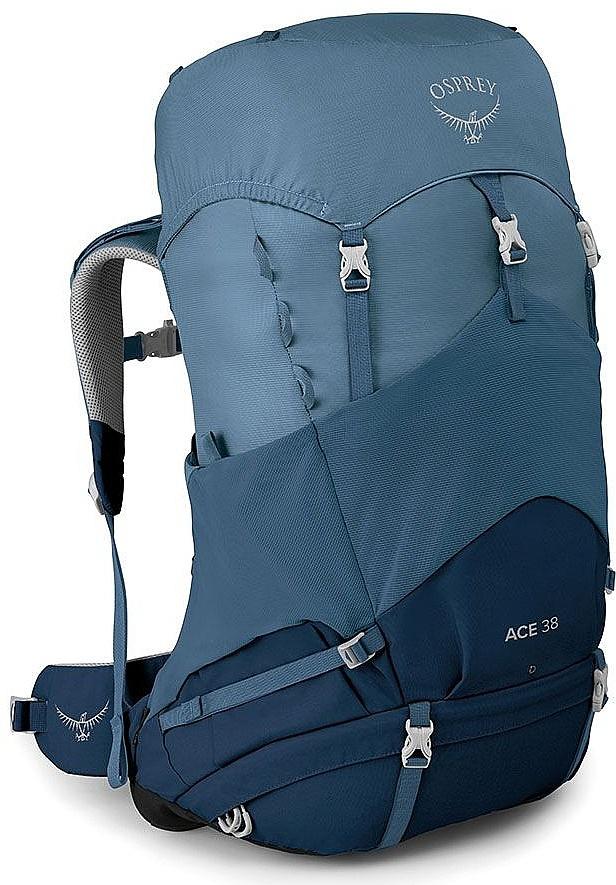 batoh Osprey Ace 38 - Blue Hills 38 L