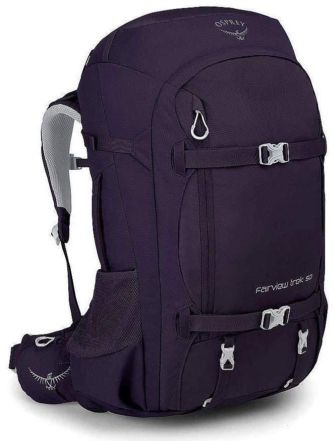 batoh Osprey Fairview Trek 50 - Amulet Purple 50 L